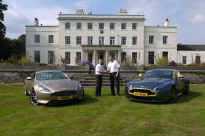 grange-aston-martin-exter-golf-event