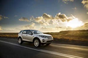 """Discovery sport awarded """"Best compact SUV in auto express new car awards"""""""