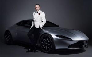James Bond DB10