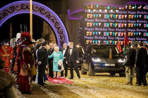 Her Majesty the Queen Celebrates 90th Birthday