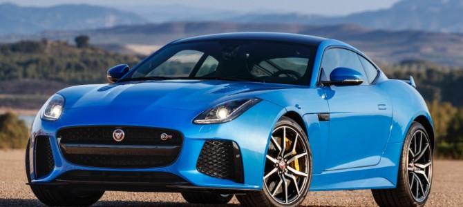 2016 Jaguar F-TYPE SVR driven! The fastest cat of all.