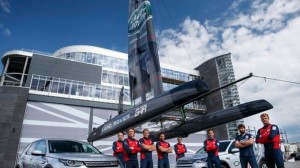 land Rover Ben Ainslie Racing
