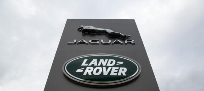 Jaguar Land Rover sales continue to break records!
