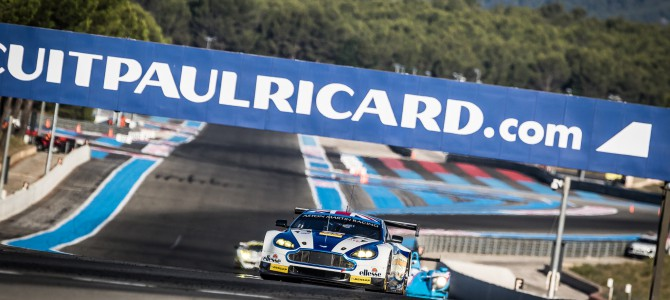 Pole Position and a Podium at Paul Ricard