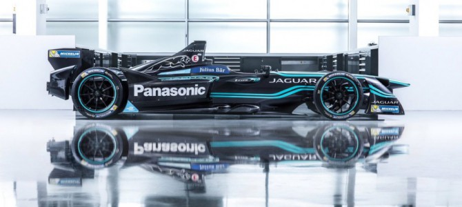 Jaguar ready for Formula E debut