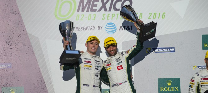 Victory in Mexico Sees Turner Take Championship Lead