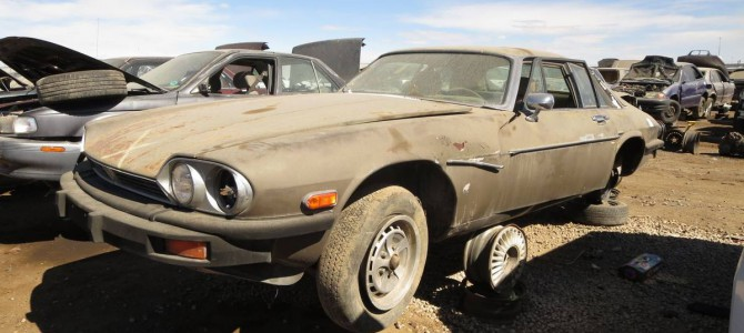 Junkyard Treasure: 1976 Jaguar XJ-S Found!