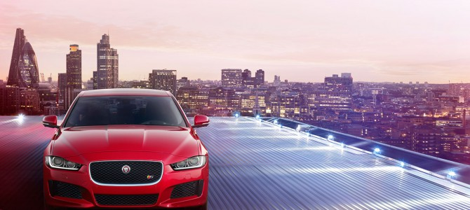 Jaguar XE is Auto Express 'Compact Executive Car of the Year'