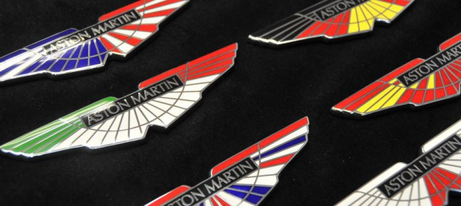 Aston Martin to sell limited edition number of badges to celebrate their 2016 WEC campaign