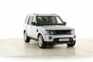 Award winning Discovery 4 available from Grange now.