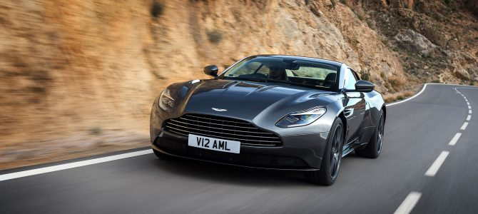 New Aston Martin DB11