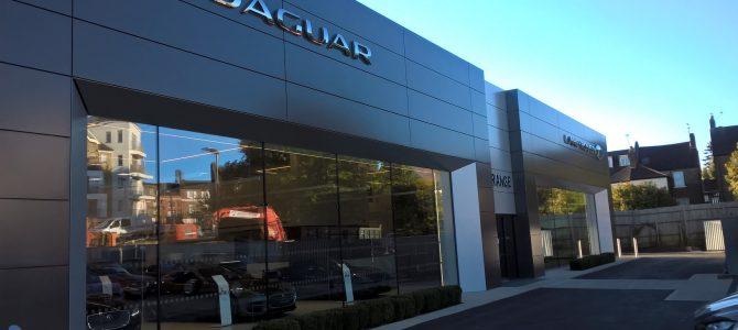 Grange Barnet opens new Jaguar Land Rover dealership