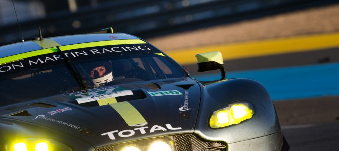 Darren Turner takes third Le Mans victory