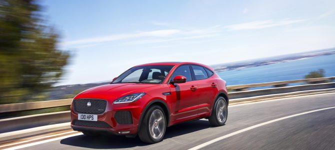 The New Jaguar E-PACE – The Compact Performance SUV With Sports Car Looks