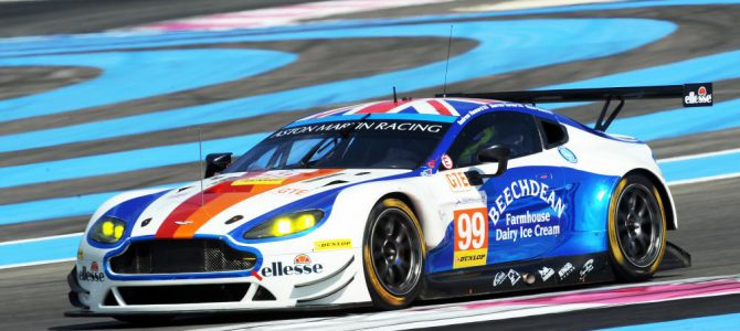 European Le Mans Series at Paul Ricard Circuit – Darren Turner
