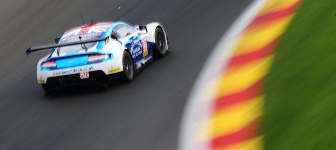 Darren Turner – Back on the podium at Spa