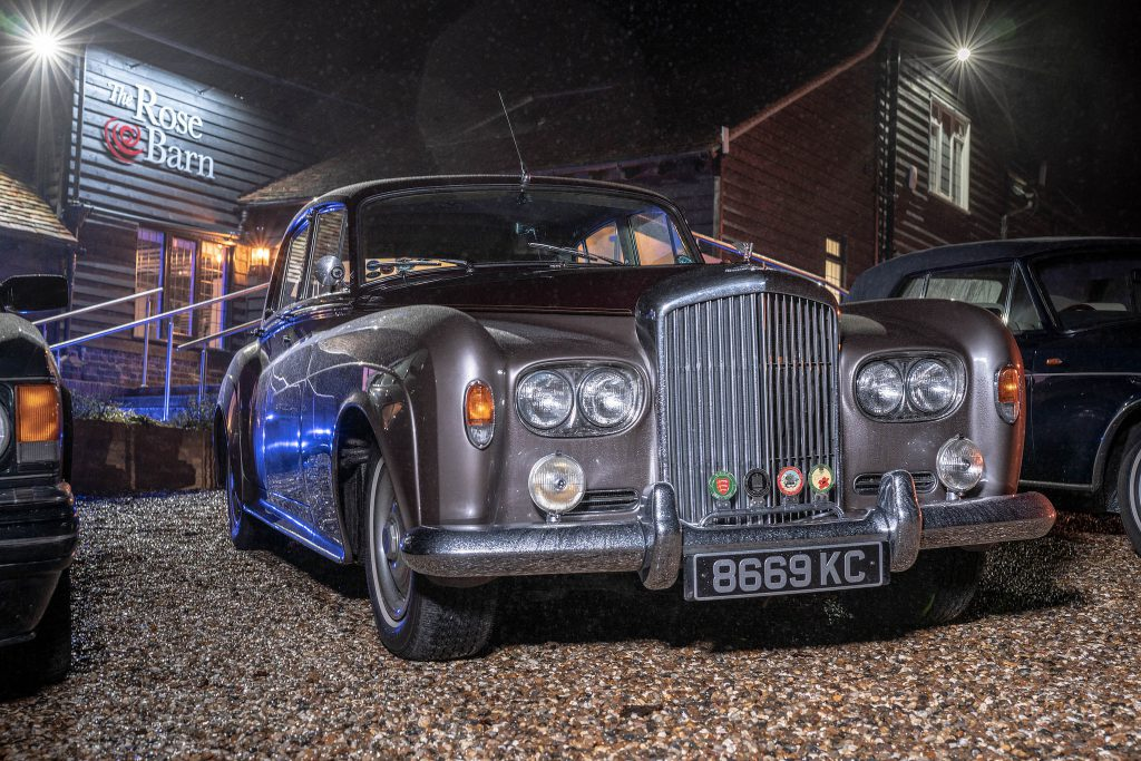 An Extraordinary Dinner with Bentley and Grange Chelmsford