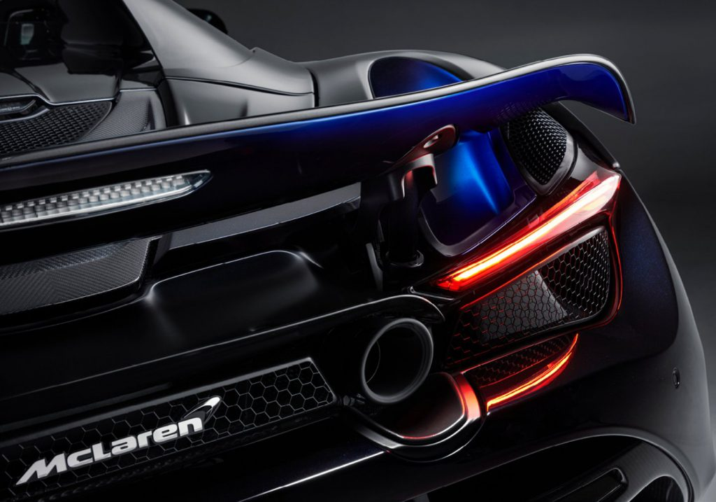 Introducing the the McLaren 720S Spider by MSO